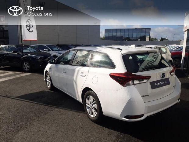 Photo miniature de la Toyota Auris Touring Sports HSD 136h Tendance 2018 d'occasion