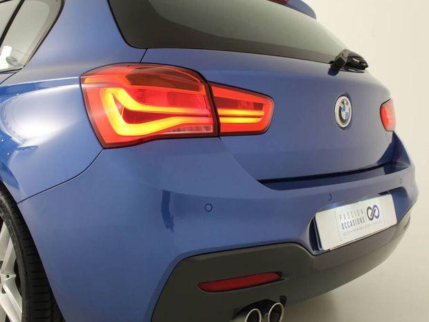 Photo miniature de la BMW Serie 1 120d 190 ch M Sport A 2017 d'occasion