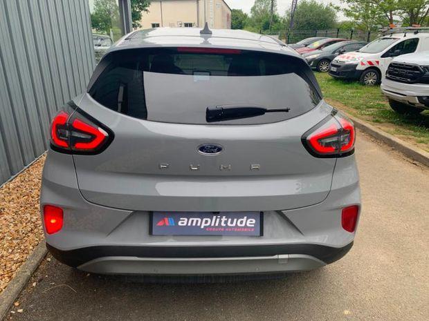 Photo miniature de la Ford Puma 1.5 EcoBlue 120ch Titanium X 6cv 2021 d'occasion