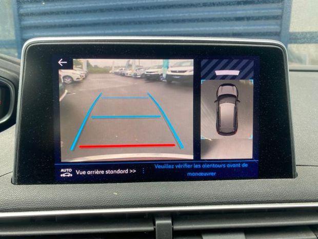 Photo miniature de la Peugeot 3008 1.6 BlueHDi 120ch Allure Business S&S Basse Consommation 2017 d'occasion