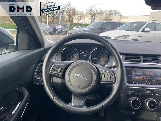 Photo miniature de la Jaguar E-Pace 2.0D 150ch Business AWD BVA9 2018 d'occasion