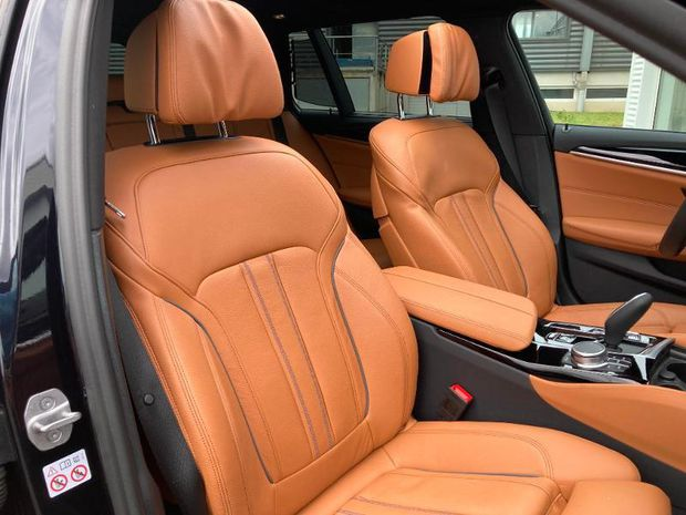 Photo miniature de la BMW Serie 5 Touring 520dA xDrive 190ch M Sport Steptronic 2020 d'occasion