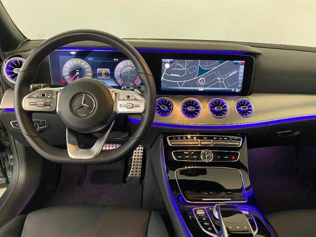 Photo miniature de la Mercedes Classe E Coupe 400 d 340ch AMG Line 4Matic 9G-Tronic 2018 d'occasion