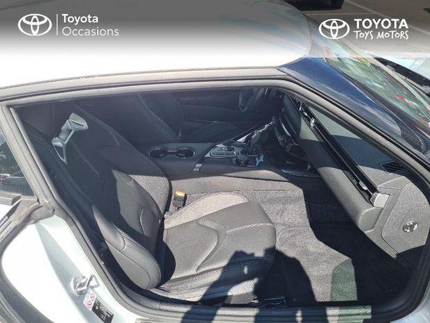 Photo miniature de la Toyota GR Supra 2.0 258ch Pack Premium 2020 d'occasion