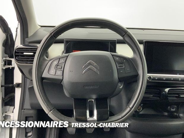 Photo miniature de la Citroën C4 Cactus BlueHDi 100 Shine 2018 d'occasion