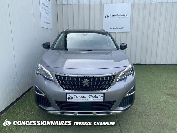 Photo miniature de la Peugeot 3008 1.2 Puretech 130ch S&S BVM6 Allure 2018 d'occasion