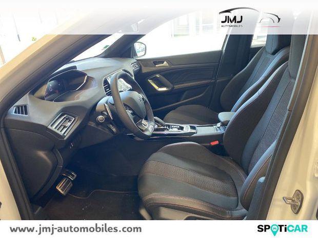 Photo miniature de la Peugeot 308 1.5 BlueHDi 130ch S&S GT Line EAT8 7cv 2021 d'occasion