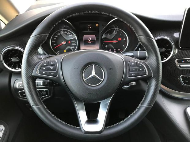 Photo miniature de la Mercedes Classe V 250 d Long Style 9G-Tronic 2019 d'occasion