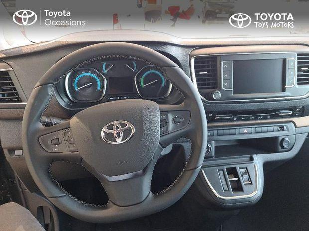 Photo miniature de la Toyota PROACE Verso Medium Electric 75kWh Executive 2021 d'occasion