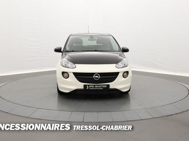 Photo miniature de la Opel Adam 1.4 Twinport 87 ch S/S Black Edition 2018 d'occasion