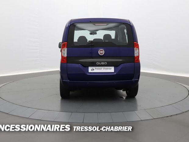 Photo miniature de la Fiat Qubo 1.4 77 Pop 2017 d'occasion