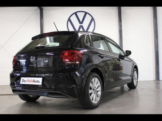 Photo miniature de la Volkswagen Polo 1.0 TSI 95ch United Euro6d-T 2020 d'occasion
