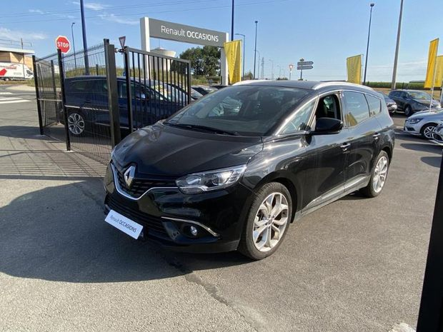 Photo miniature de la Renault Grand Scenic 1.7 Blue dCi 120ch Business 7 places 2020 d'occasion