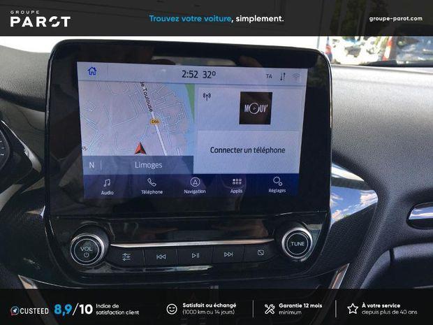 Photo miniature de la Ford Fiesta Active 1.0 EcoBoost 95ch 2020 d'occasion