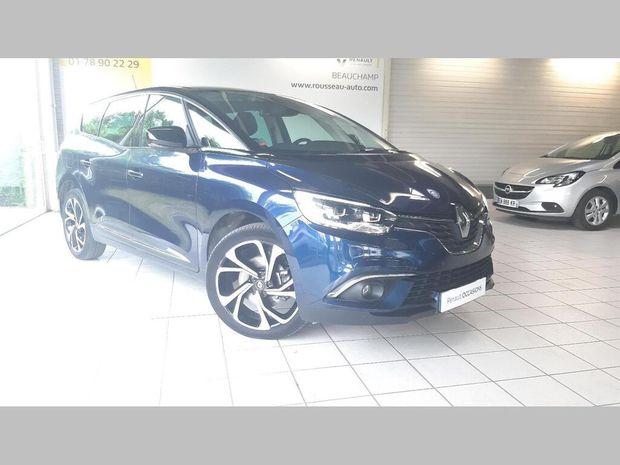 Photo miniature de la Renault Grand Scenic Blue dCi 120 EDC Intens 2019 d'occasion