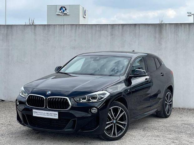 Photo miniature de la BMW X2 sDrive16dA 116ch M Sport Euro6d-T 112g 2020 d'occasion