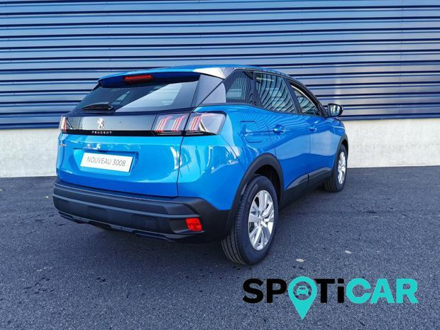 Photo miniature de la Peugeot 3008 1.5 BlueHDi 130ch S&S Active Pack EAT8 2021 d'occasion