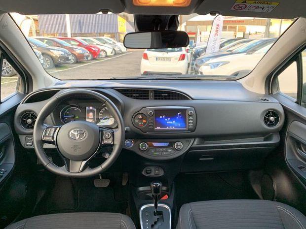 Photo miniature de la Toyota Yaris 100h Dynamic 5p Camera Clim auto b-z 2018 d'occasion
