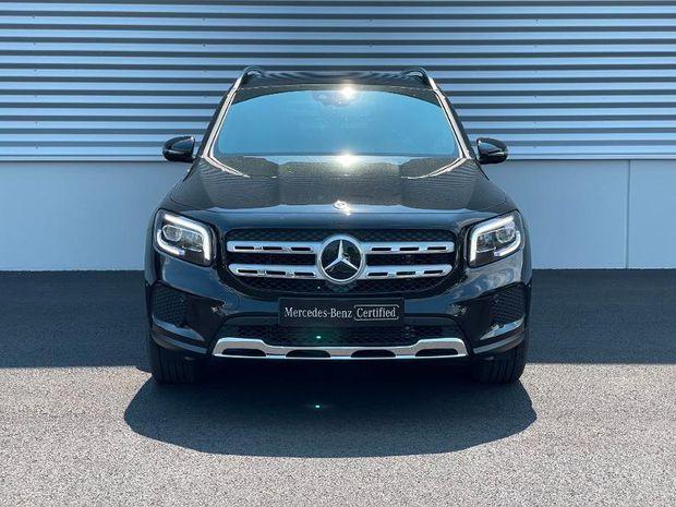 Photo miniature de la Mercedes GLB 200d 150ch Progressive Line 8G DCT 2021 d'occasion