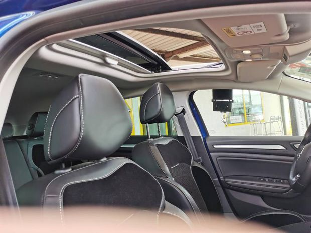 Photo miniature de la Renault Megane Estate 1.5 Blue dCi 115ch Intens 2019 d'occasion