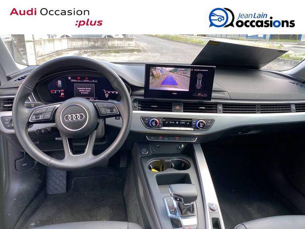 Photo miniature de la Audi A4 Avant 35 TDI 163 S tronic 7 Avus 2020 d'occasion