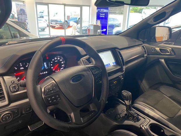 Photo miniature de la Ford Ranger 2.0 TDCi 213ch Double Cabine Raptor BVA10 2021 d'occasion