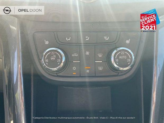 Photo miniature de la Opel Zafira 1.4 Turbo 140ch Innovation BVA6 7PL GPS Radar AV/AR Camera Sieges chauf 2018 d'occasion