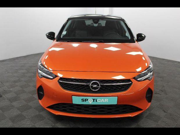 Photo miniature de la Opel Corsa 1.2 Turbo 100ch Edition BVA 2021 d'occasion