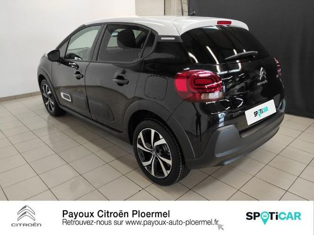 Photo miniature de la Citroën C3 1.5 BlueHDi 100ch S&S Shine Pack E6.d 2021 d'occasion