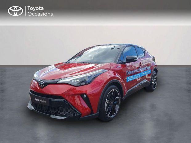 Photo miniature de la Toyota C-HR 122h GR-Sport 2WD E-CVT MY20 2021 d'occasion