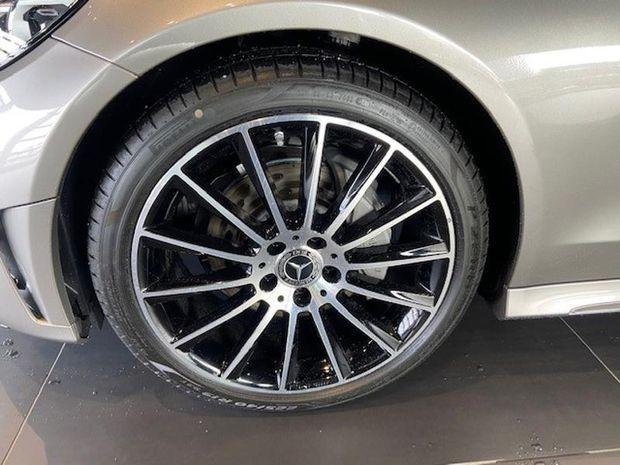 Photo miniature de la Mercedes Classe C Cabriolet 220 d 194ch AMG Line 9G-Tronic Euro6d-T 2021 d'occasion