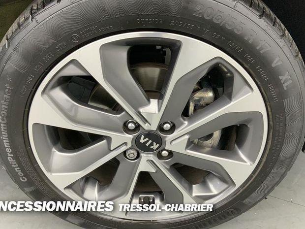 Photo miniature de la Kia Stonic 1.6 CRDi 115 ch ISG BVM6 Design 2020 d'occasion