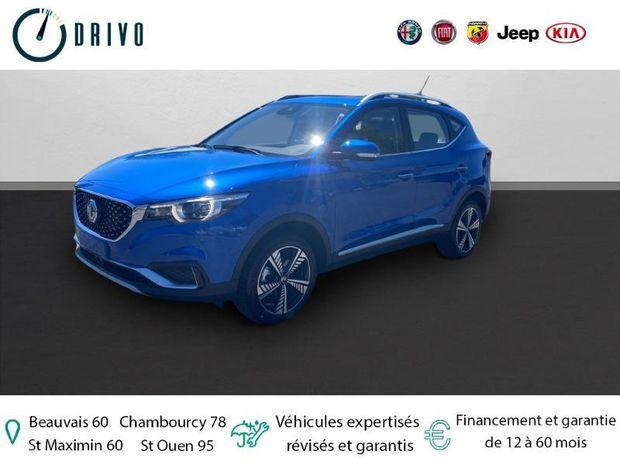 Photo miniature de la MG ZS EV Electric 143ch Luxury 2021 d'occasion