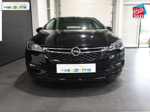 Photo miniature de la Opel Astra 1.4 Turbo 150ch Innovation Automatique Euro6d-T Radar AR Clim auto b-z 2019 d'occasion