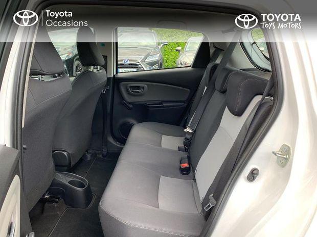 Photo miniature de la Toyota Yaris 110 VVT-i Ultimate 5p 2020 d'occasion