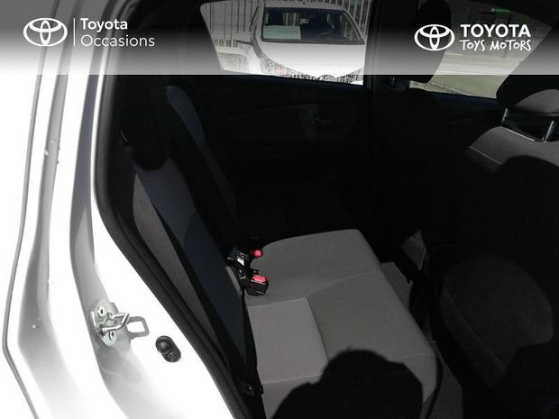 Photo miniature de la Toyota Yaris 70 VVT-i France 5p RC18 2018 d'occasion