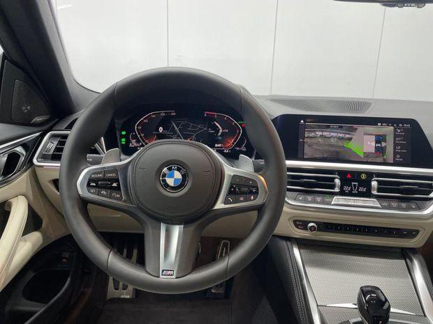Photo miniature de la BMW Serie 4 Série 4 Coupé 420dA xDrive 190ch M Sport 2021 d'occasion
