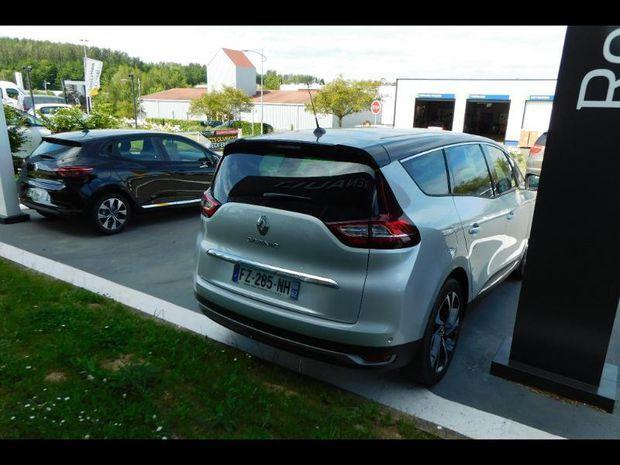 Photo miniature de la Renault Grand Scenic 1.7 Blue dCi 120ch Intens EDC - 21 2021 d'occasion
