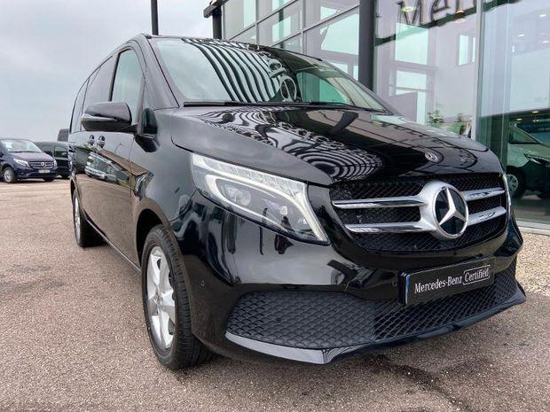 Photo miniature de la Mercedes Classe V 220 d Long Style 9G-Tronic 45750HT 2020 d'occasion