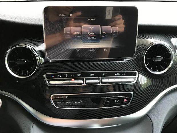 Photo miniature de la Mercedes Classe V 220 d Long Style 9G-Tronic 45900 HT 2020 d'occasion