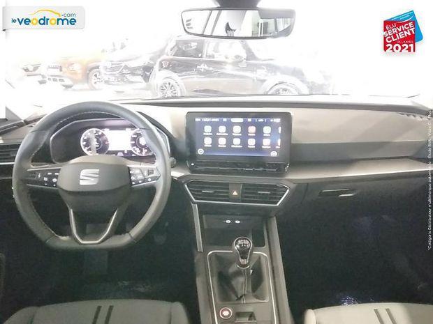 Photo miniature de la Seat Leon 1.5 TSI 150ch Xcellence -25% Gps LED Apple CarPlay/Android auto 2020 d'occasion