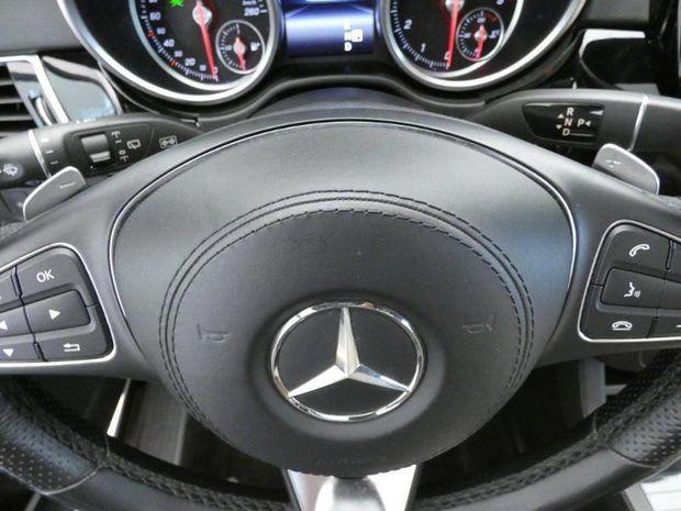 Photo miniature de la Mercedes GLS 400 333ch Executive 4Matic 9G-Tronic 2017 d'occasion