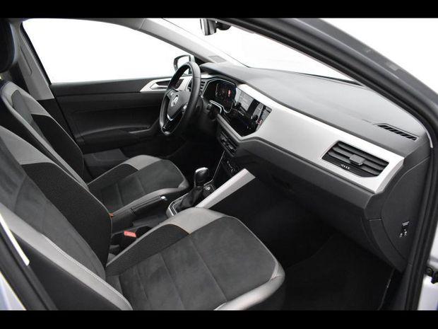 Photo miniature de la Volkswagen Polo 1.6 TDI 95ch Carat Exclusive DSG7 Euro6d-T 2019 d'occasion