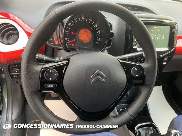 Photo miniature de la Citroën C1 VTi 72 S&S JCC+ 2021 d'occasion