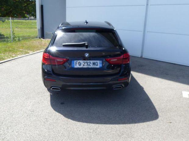 Photo miniature de la BMW Serie 5 Touring 520dA 190ch M Sport Steptronic 2020 d'occasion