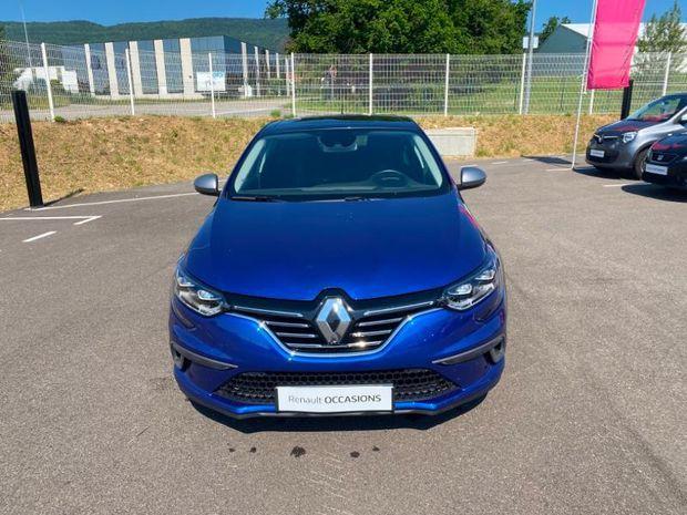 Photo miniature de la Renault Megane 1.7 Blue dCi 150ch GT-Line EDC 2020 d'occasion