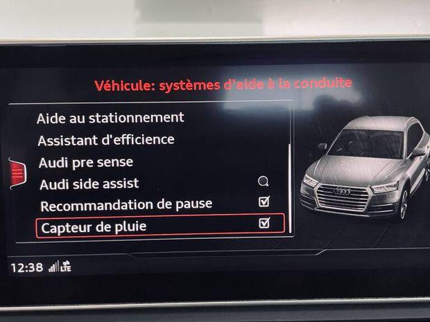 Photo miniature de la Audi Q5 S V6 3.0 TFSI 354 Tiptronic 8 Quattro 2018 d'occasion