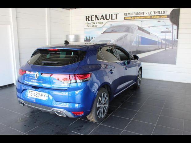 Photo miniature de la Renault Megane 1.3 TCe 160ch FAP RS Line EDC - 20 2021 d'occasion