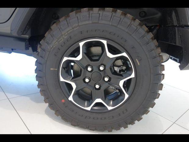 Photo miniature de la Jeep Wrangler 4xe hybride recharg 2.0 Turbo 380 4xe Rubicon 2021 d'occasion