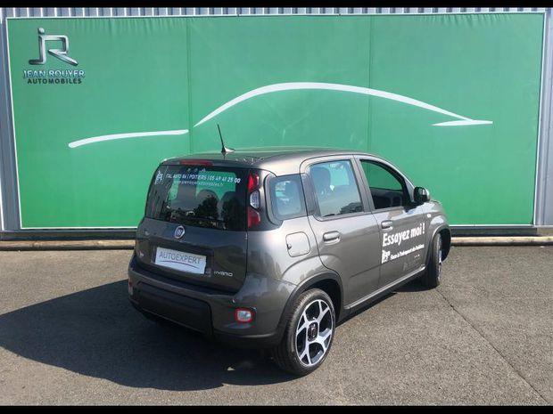 Photo miniature de la Fiat Panda 1.0 70ch BSG S&S Sport 2021 d'occasion